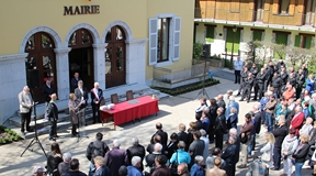 discours mairie faverges t
